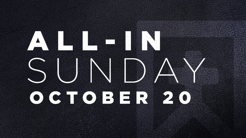 All-In Sunday
