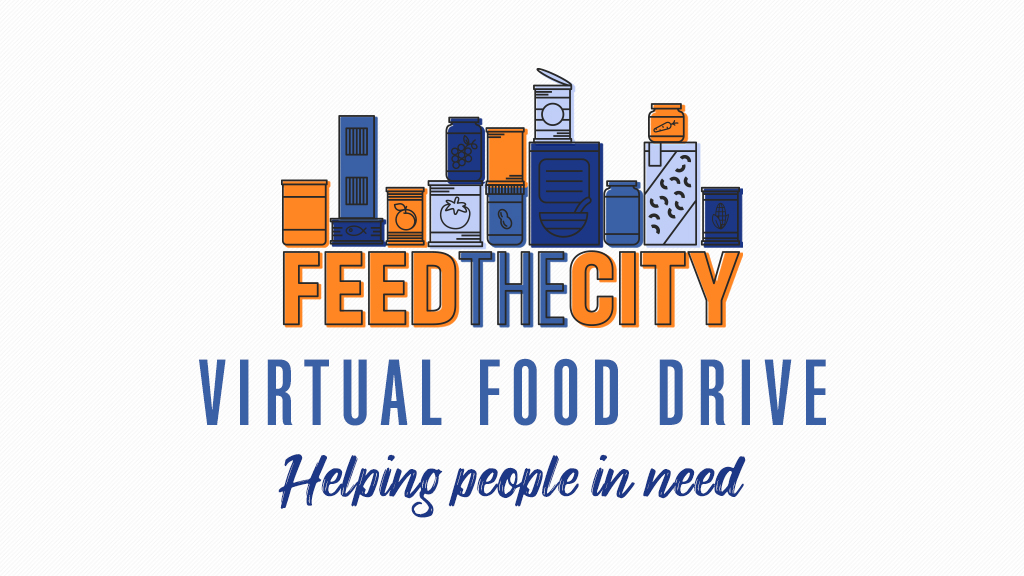 Feed the City: Virtual Food Drive
